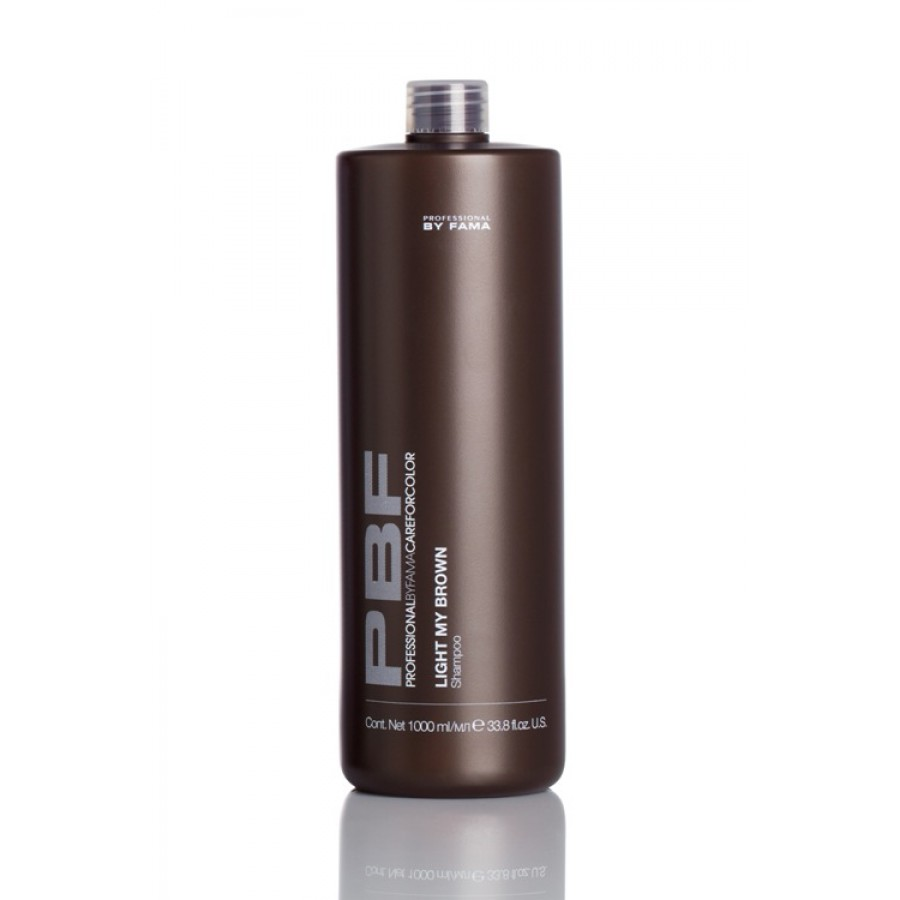LIGHT MY BROWN SHAMPOO 1.000 ml