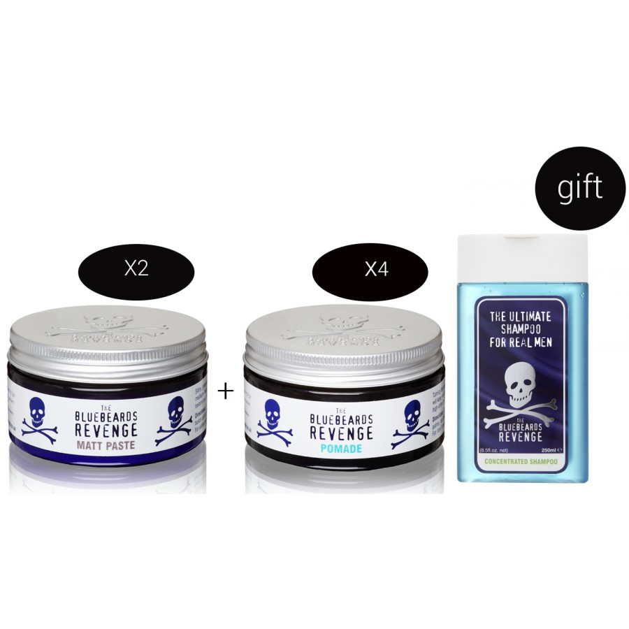 BBR Hair Products Offer