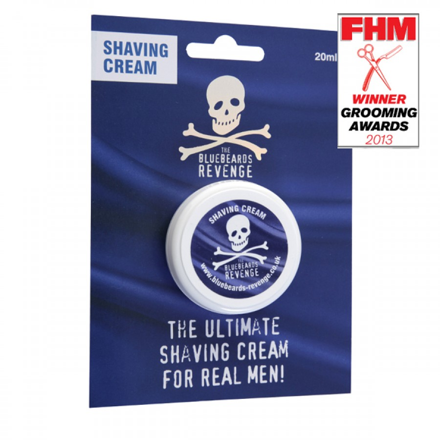 BBR Shaving Cream 20 ml