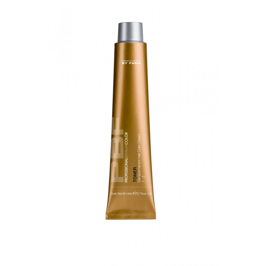 Toner Demipermanent 1+2 80ml No 0,81