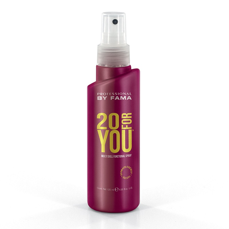 20 FOR YOU SPRAY 120 ml