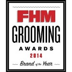 FHM Grooming Awards 2014