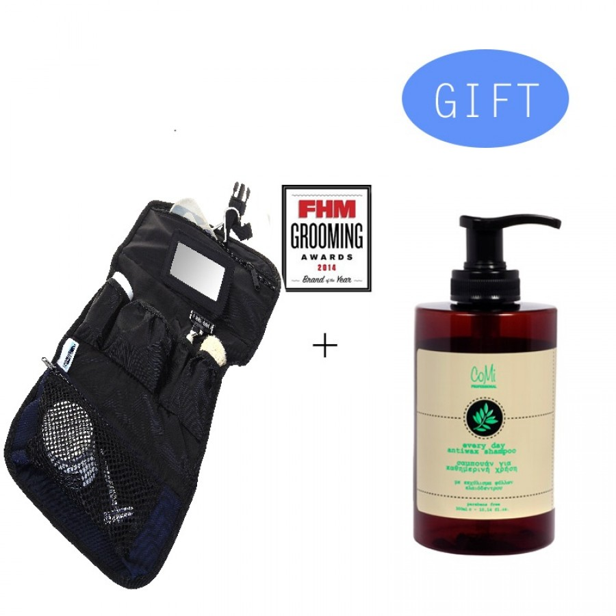 BBR Hanging Washbag + Δώρο 1 Comi Every Day Antiwax Shampoo 300ml
