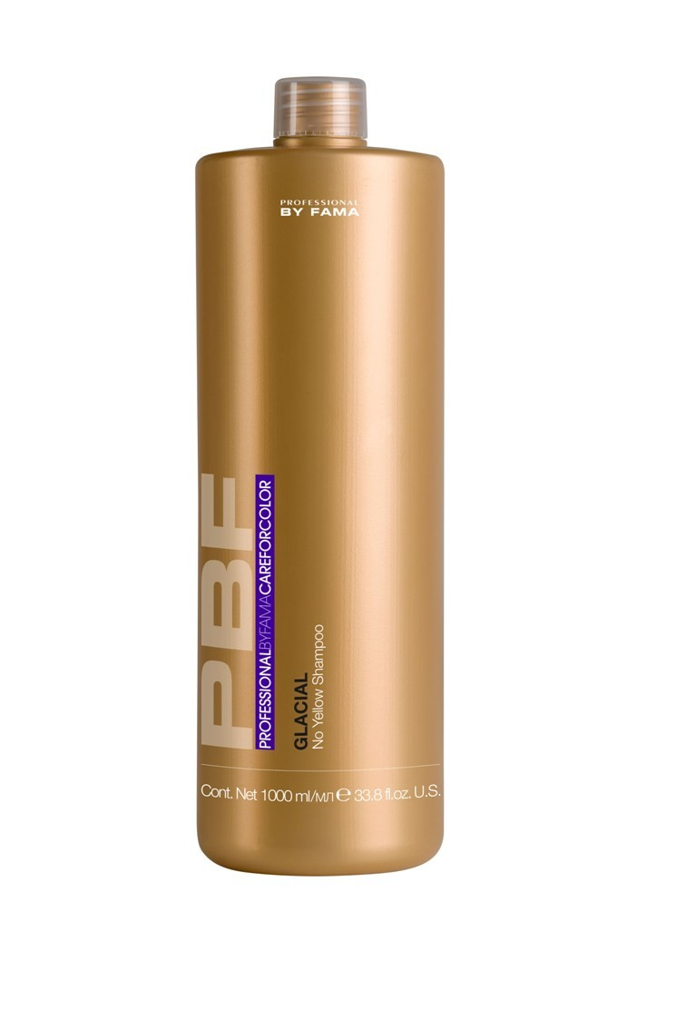 Glacial No Yellow Shampoo 1000ml