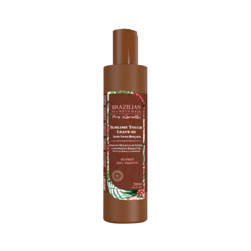 BSH Pro Keratin Sublime Touch Leave - In 200 ml