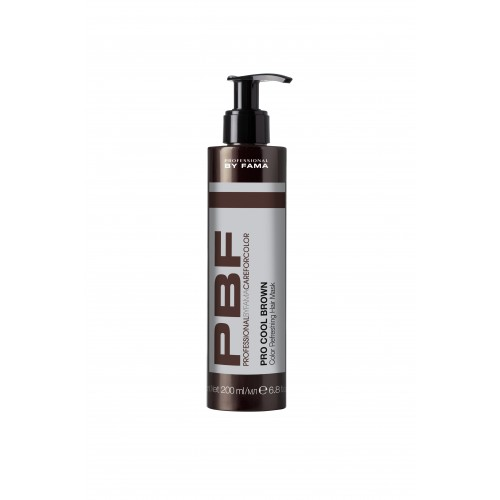 PRO COOL BROWN HAIR MASK 200 ml