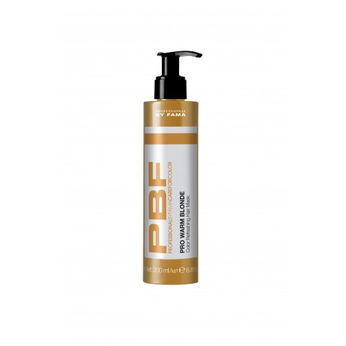 PRO WARM BLONDE HAIR MASK 200 ml