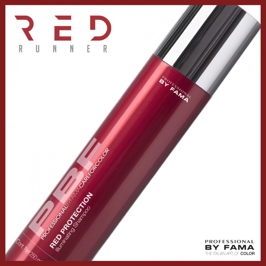 RED PROTECTION SHAMPOO 250 ml