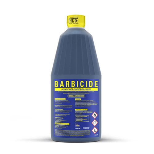 BARBICIDE CONCETRATE 1.900 ml