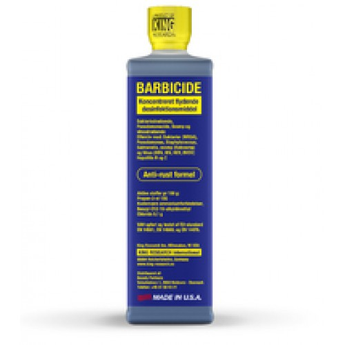 BARBICIDE CONCETRATE 480 ml