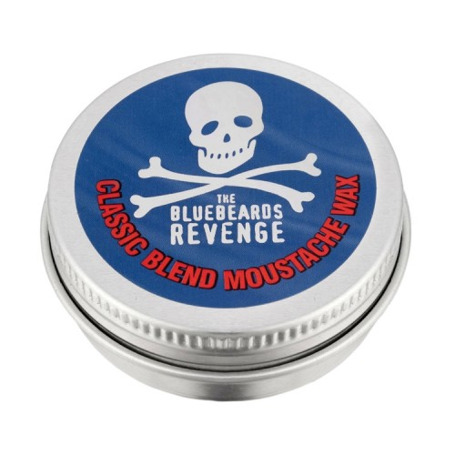 BBR Moustache Wax 20ml + Gift 1 BBR Moustache and Beard Comb