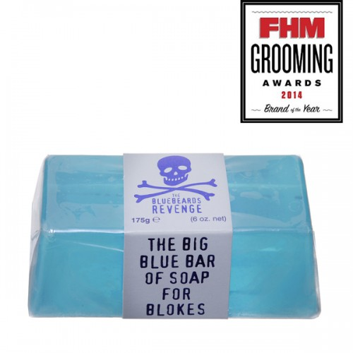 BBR Soap Big Blue Bar 175gr