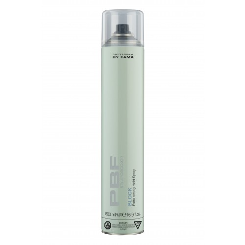 STYLEFORCOLOR BLOCK EXTRA STRONG HOLD SPRAY 500 ml