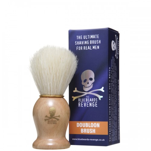 BBR Doubloon Bristle Brush