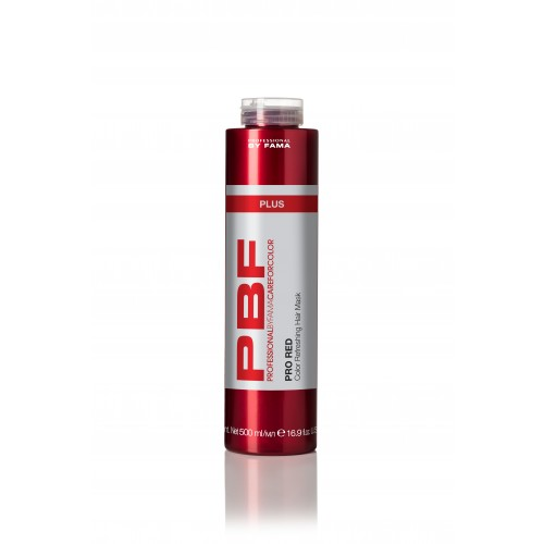 PRO RED PLUS HAIR MASK 500 ml