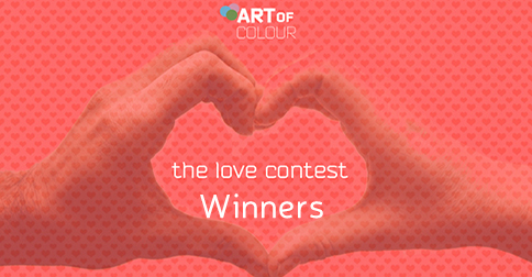 Love winners are